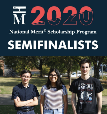 DHS National Merit Semifinalists