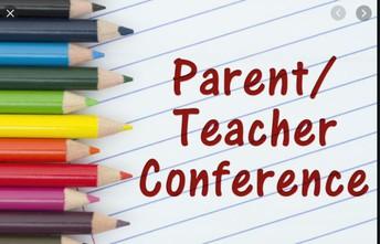 Coming Soon~Parent-Teacher Conferences