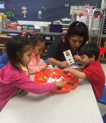 Science + Math + Vocabulary