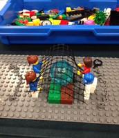 Lego Build to Express Kits at HEMS