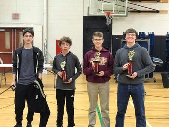High School Division Winners