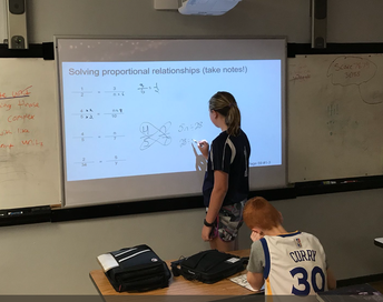 Students Teaching Students