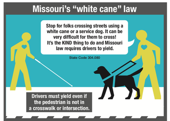 Do You Know the White Cane Law?