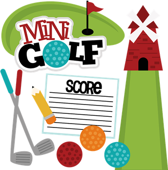 Save the Date!  Library Mini Golf!