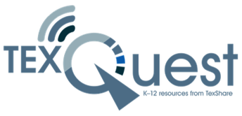 TexQuest K-12 Resources from TexShare icon