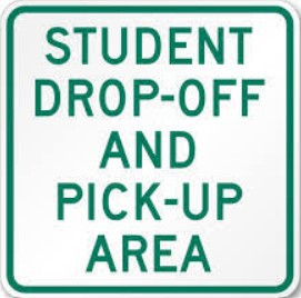 Assigned Parking Lots for Drop-off and Pick-up
