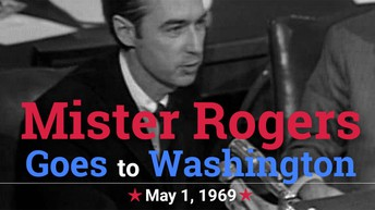 Mr. Rogers saves Public Broadcasting