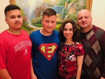 The Schmitt Family (by Dahlia Swatzell)