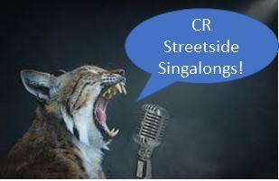Cougar Ridge Street Side Sing-a-Longs