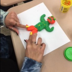 Play-Doh Learning