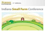 2017 Indiana Small Farm Conference