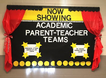 Our next Academic Parent Teacher Teams Meeting is on January 23, 2020!