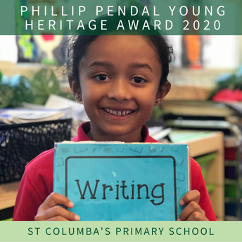Phillip Pendal Young Heritage Award 2020