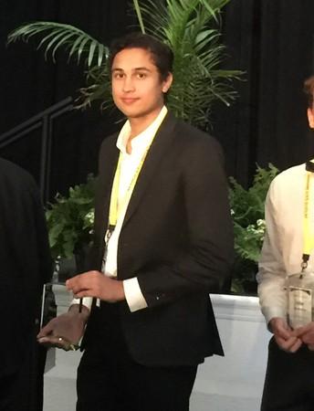 Congratulations to Rishabh Singh!