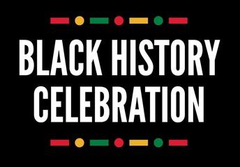 Black History Celebration 2020