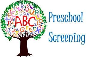 Peoria County Preschool Screening