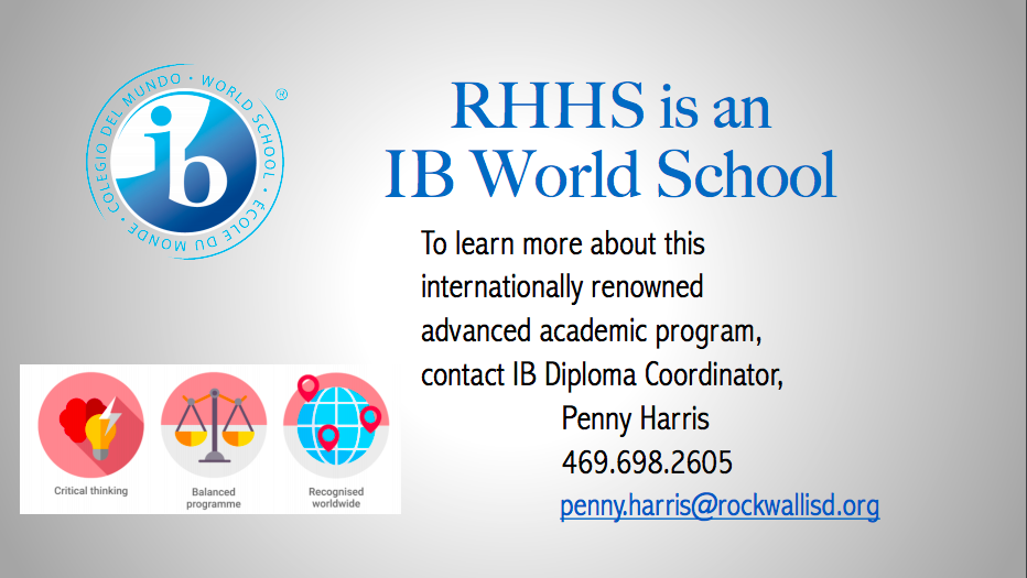 Click to view the RHHS IB webpage.