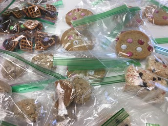 Who Doesn't LOVE a Bake Sale?!