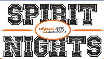 URBAN AIR, THURS. NOV 14 FROM 4-8PM