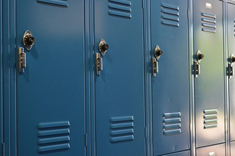 Secondary Campus - It's time for us to clean your lockers!!