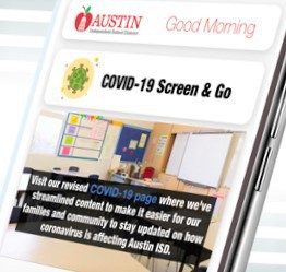 AISD Mobile app - Nueva Aplicación del distrito escolar