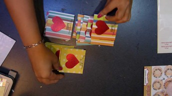 Valentines Day Cards- At School Monday, January 8th