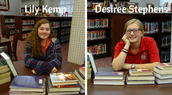 Summer Reading Contest Winners