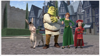 Information about Our SchoolPlay --Shrek, Jr.-- for 4th and 5th Graders!