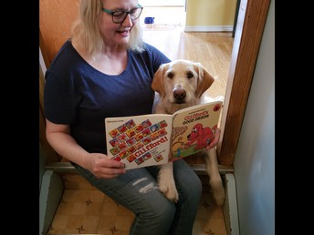 Reading with Mrs.V