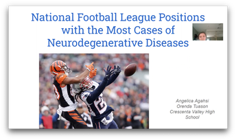 NFL Positions with Most Cases of Neurodegenerative Diseases