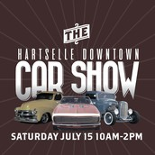 Hartselle Down Town Car Show