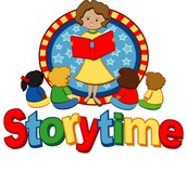 Fall Session of Story Time for Pre-Schoolers Begins September 8, 2017