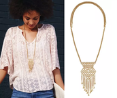 Alila Lace pendant was £65 now £35