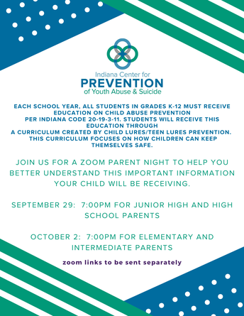 HSE Body Safety Parent Nights
