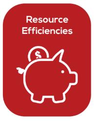 META 5: Efficiencia de Recursos