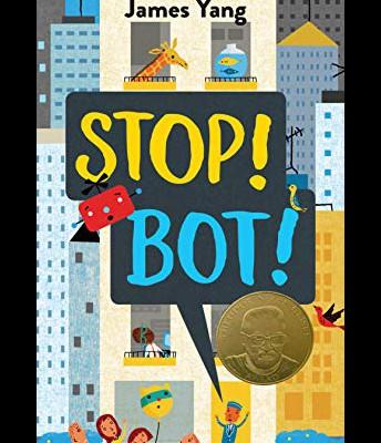 Stop! Bot! by James Yang