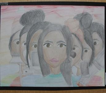 GWC Student Artwork