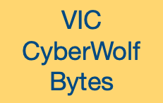 CyberWolf Bytes... Did You Know?