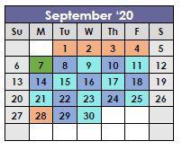 A/B - Class Rotation September