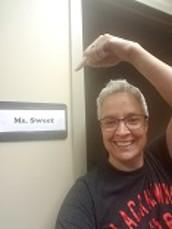 Kim Sweet, Instructional Specialist!
