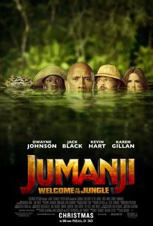 "Fair Movie - Jumanji ""Welcome to the Jungle"""