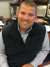 Kevin O'Shea - High School Principal