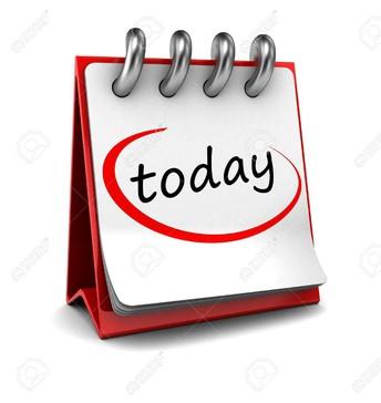 TODAY!! Thursday 8/30/18