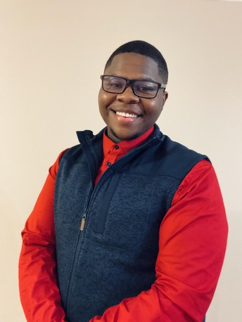 Octavis Mitchell - COE Student of the Year: