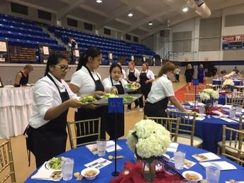 MOH banquet