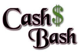 Cash Bash Tickets are Available!