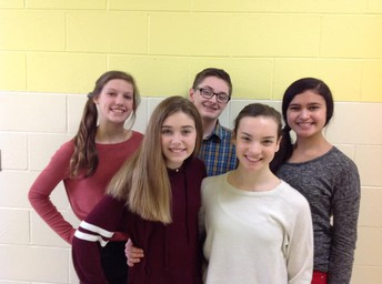 Indiana Poetry Contest Honorable Mention Winners