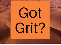 GFS: GRIT is October's trait