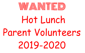 DuJardin PTO Is Looking For  Volunteers