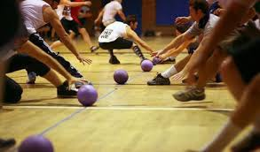 Dodgeball for Diabetes